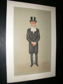 Vanity Fair Print 1902 William McEwan, Business